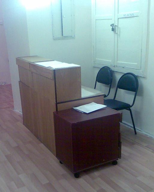 ГБ-1 Красноярска - мебель