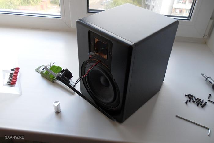 M-Audio Studiophile SP-BX5a на