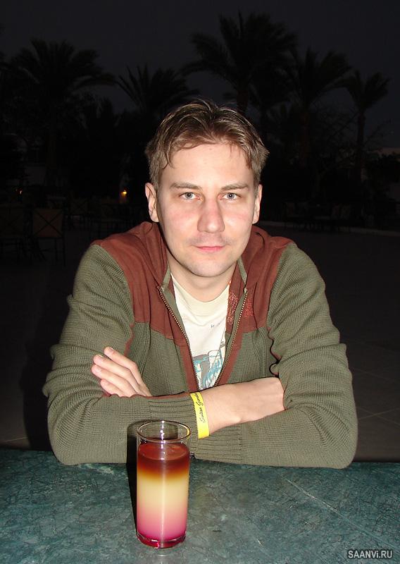 фото: Египет, я и коктейль.  Из фотообзора о.