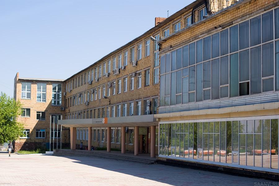 Politechnical Institute of Siberian Federal University